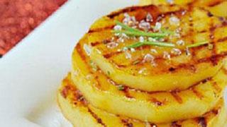 Khoai tây nướng mật ong cực hấp dẫn