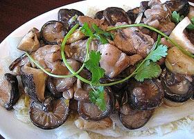 Nấm trong văn hoá ẩm thực phương Đông